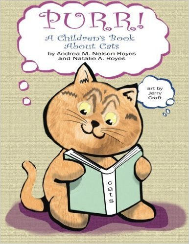 Purr A Childrens Book About Cats